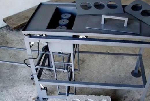 Производство керамзитблоков