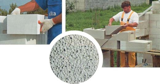 Сравнение автоклавного и не автоклавного бетона