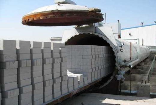 Производство автоклавного бетона