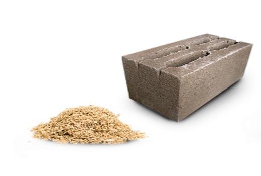 Арболитные блоки