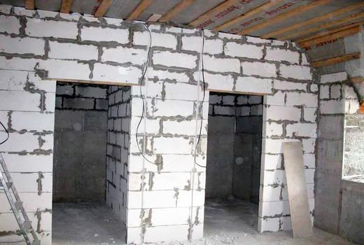 Штукатурка внутренних стен