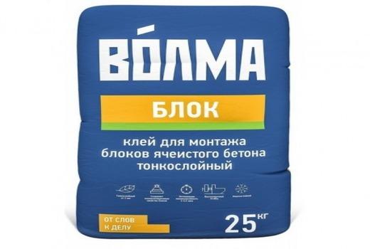 Клей для ячеистого бетона