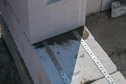 Армирование дверных проемов