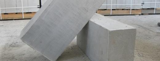 Должные размеры блоков