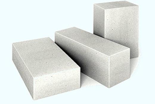 Расчет размеров и веса блоков