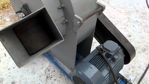 Оборудование для изготовления сырьевого материала
