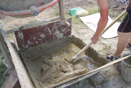 Цемент под керамзитобетон