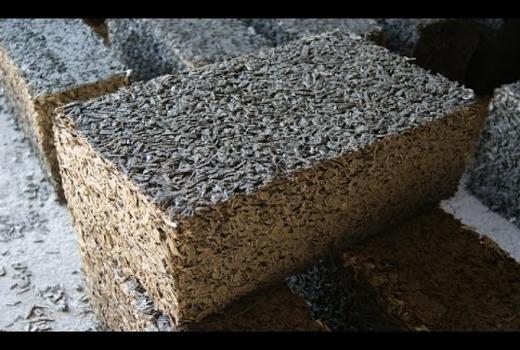 Достоинства блоков из арболита