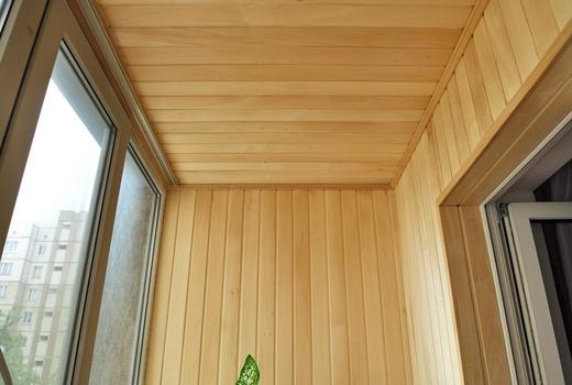 Вагонка - деревянный облицовочный материал