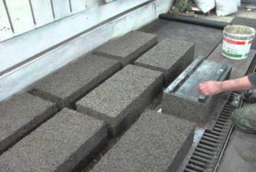 Изготовление блоков своими руками
