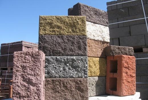 Образцы блоков