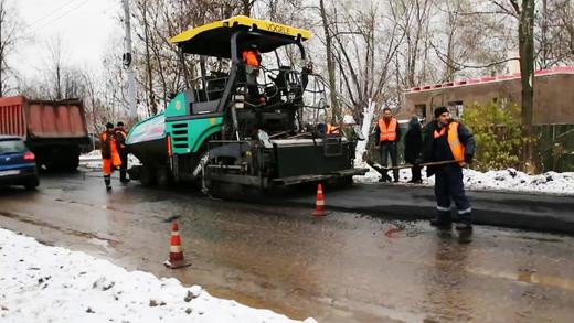 Устойчивость дороги изготовленной в зимний период