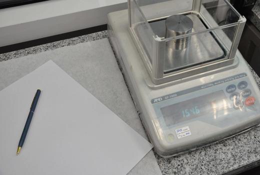 Пикнометрический метод исследования