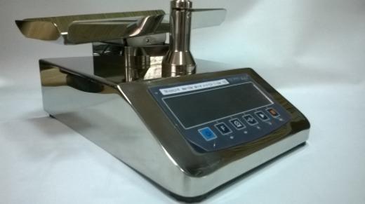 Весы предназначенные для взвешивания проб асфальта