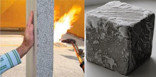 Огнестойкость материалов для стройки