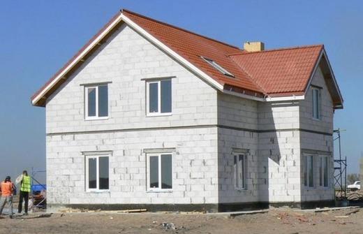 Эксплуатация дома из газосиликатных блоков