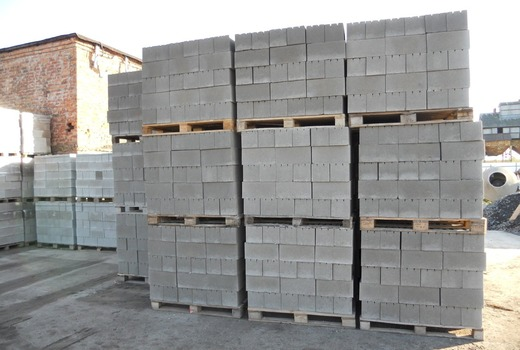 Керамзитобетонные блоки ГОСТ-6133-99