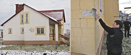 Недостатки готового дома