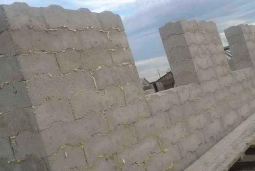 Строительство из полистиролбетонных лего блоков
