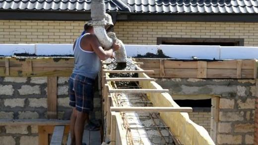 Теплоизоляционные работы при стройке