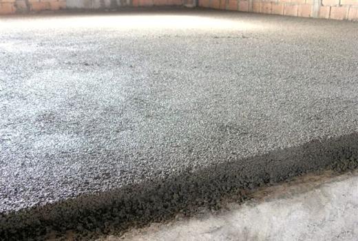 Залив поверхности от одного производителя