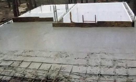 Монолитные перекрытия из керамзитобетона металлизированный бетон