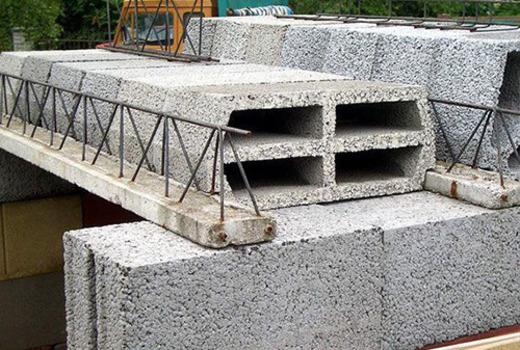 Плита перекрытия из керамзитобетона как сделать балаклея бетон