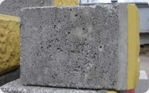 Полистиролбетонные блоки с облицовкой