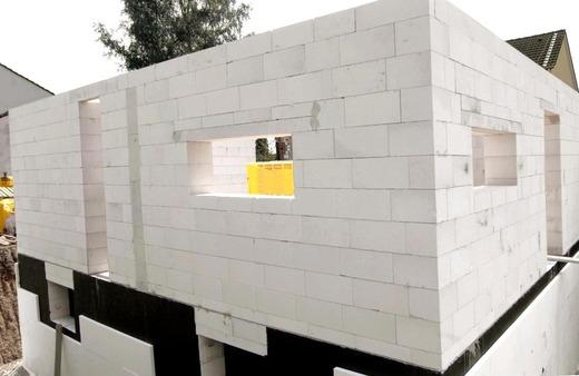 Дом из газобетонных блоков «Сибит»