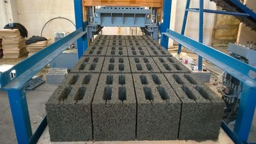 Производство керамзитоблоков