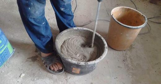 Приготовления раствора