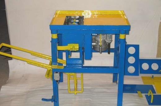 Оборудование для производства керамзитобетонных и бетонных блоков