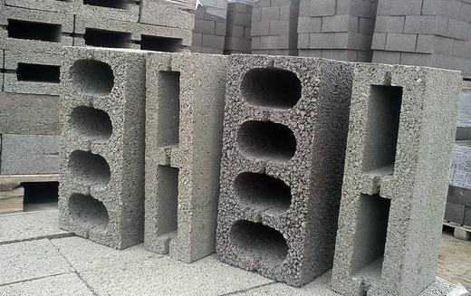 Шлакоблоки сделанные в домашних условиях
