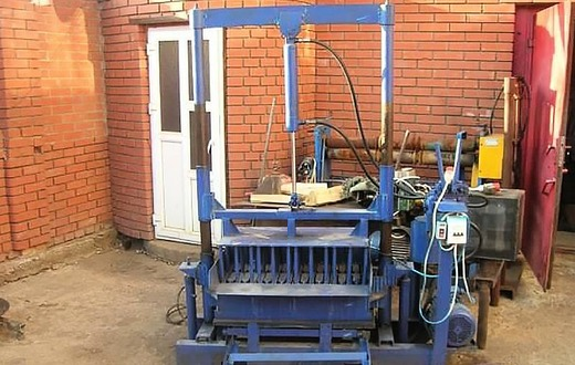 Необходимое оборудование в производстве керамзитобетонного блока
