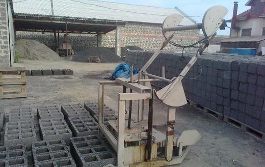 Самодельный станок для производства