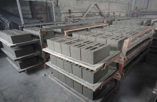 Хранение блоков