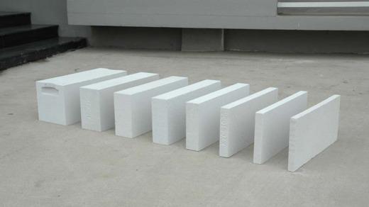 Блок ячеистый бетон автоклавного твердения