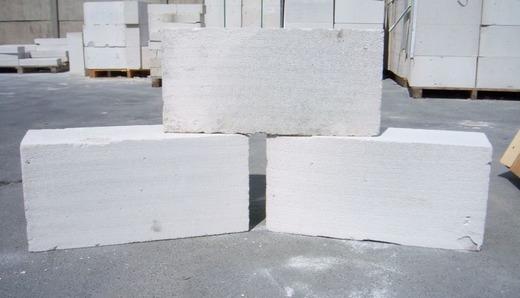 Блоки стеновые из ячеистого бетона