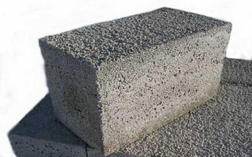 Одна из разновидностей ячеистого бетона