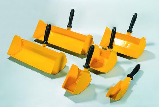 Разные примеры инструментов для кладки газобетонных блоков