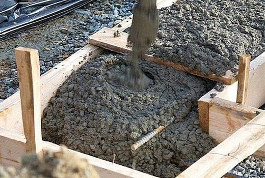 Преимущества бетона м100