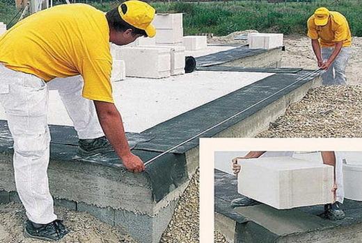 Отзывы строителей о материале