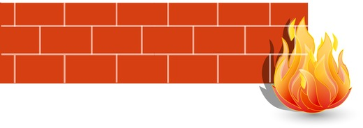 Пожароустойчивость кирпичных блоков