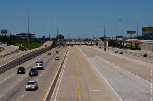 Эксплуатационный период бетонной дороги