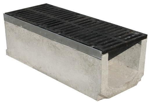 Дорожный лоток водоотводный бетонный