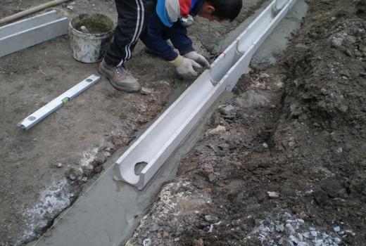 Улучшение герметизации системы водоотвода