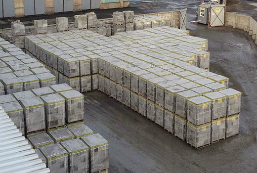 Расчет количества блоков из пенобетона