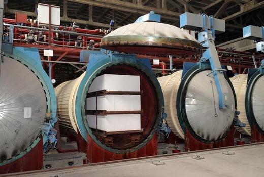 Автоклавное производство газобетона