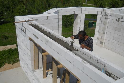 Строительство из газобетона в теплых климатических условиях