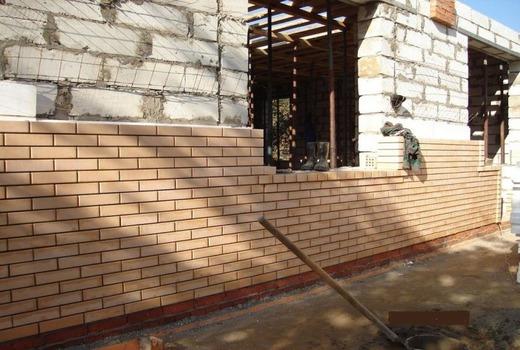 Влияние температурного режима на толщину стен из газоблоков